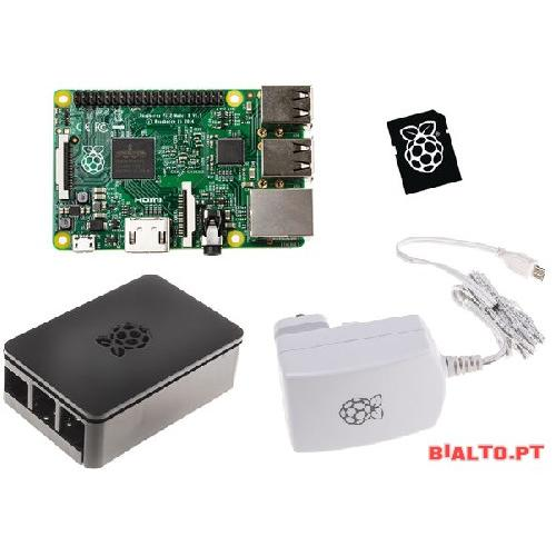 Kit Raspberry Pi 2B