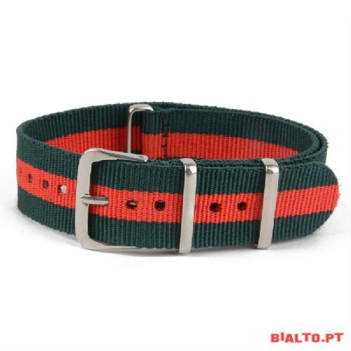 Bracelete Nato Nylon 22mm